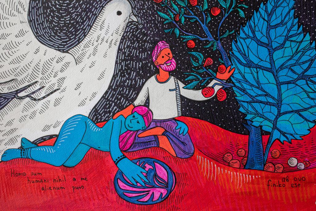 Иллюстрация: Екатерина Лазарева для ЛБ